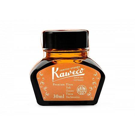 Kaweco Ink Bottle 30ml - Sunrise Orange